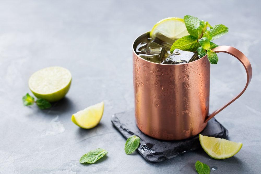 Bombay Gin Mule