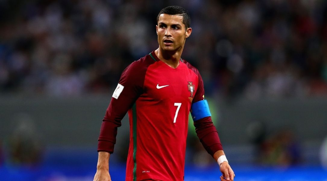 Cristiano Ronaldo with 7 goals left to a record. When will he beat it?