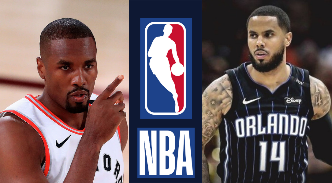 Top 10 free agent signings in NBA so far!