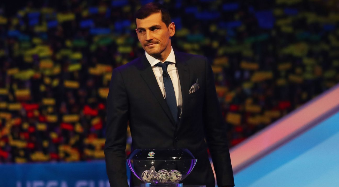 The legendary Real Madrid goalkeeper Iker Casillas has returned to the club.