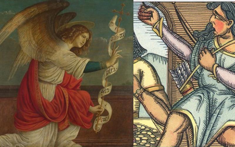 Ինչո՞ւ է Գաբրիել հրեշտակապետը միջամտում Դավթի ու Մհերի կռվին