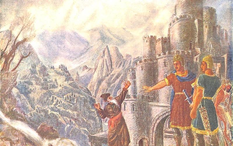 Երբ արև էին արքաները. «Սասնա ծռեր» էպոսի նոր մշակում