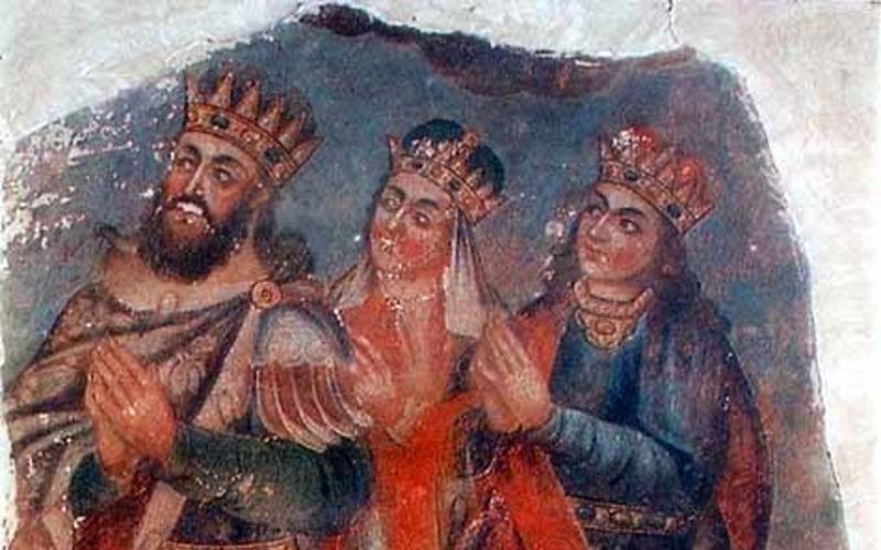 ԱՇԽԵՆ [սրբերի շարքին դասված հայոց թագուհի]