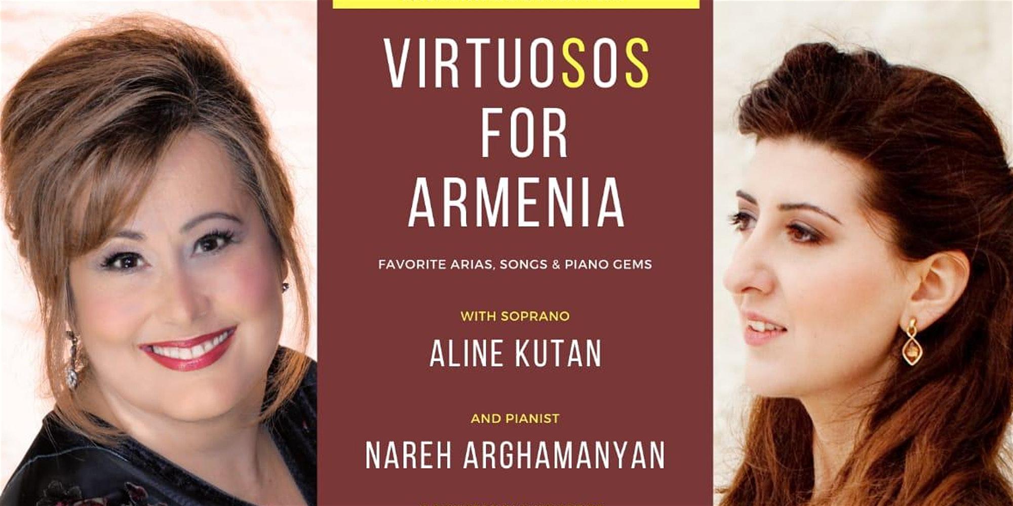 Virtuosos for Armenia