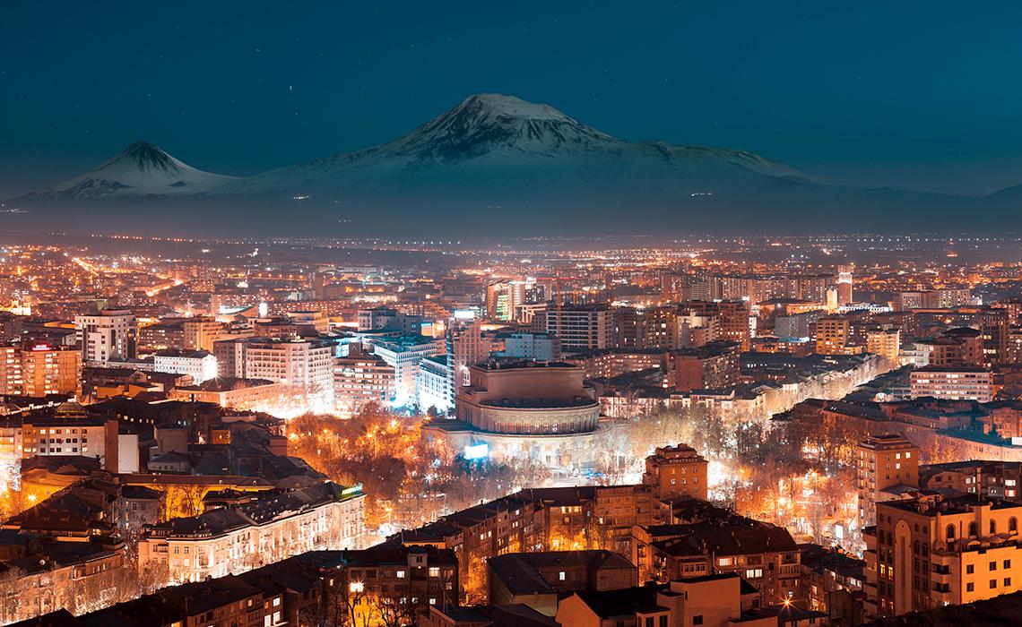 Day 13: Aram in Yerevan
