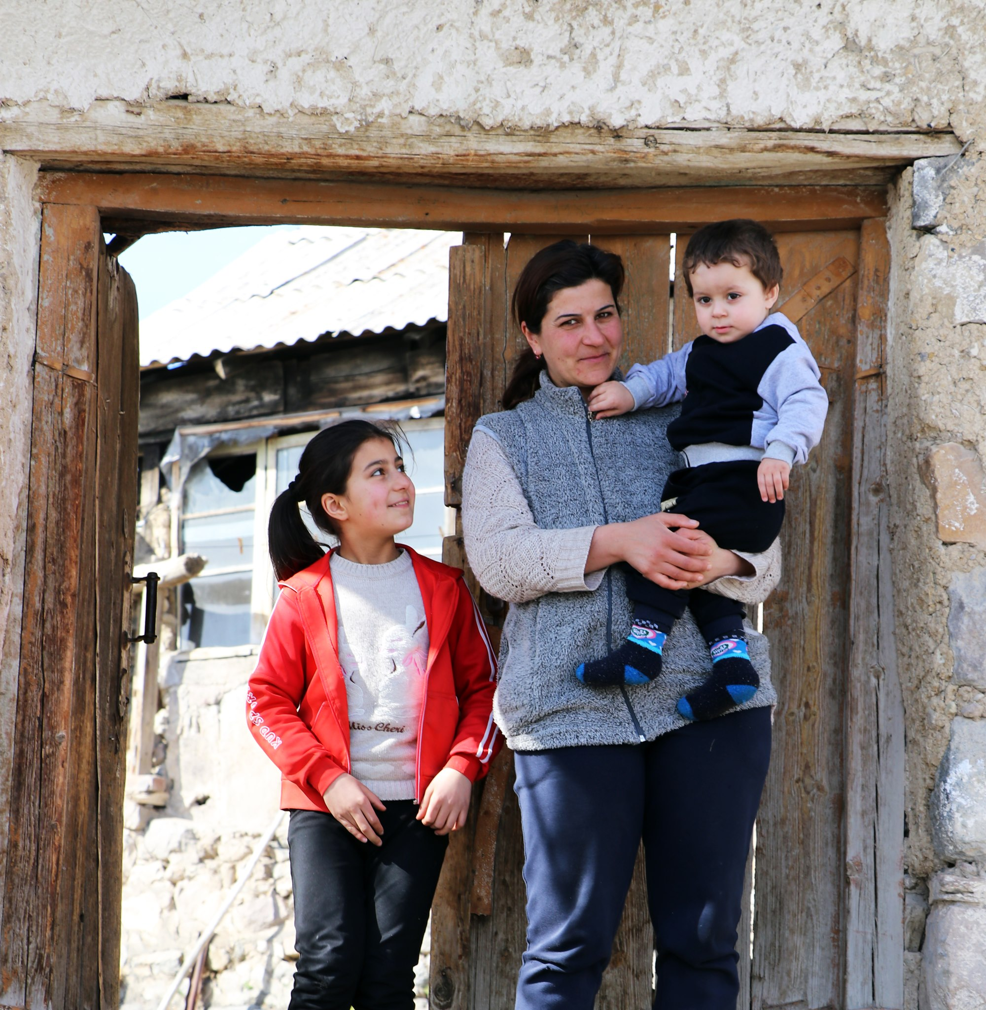Resilience Hub for Artsakh war victims