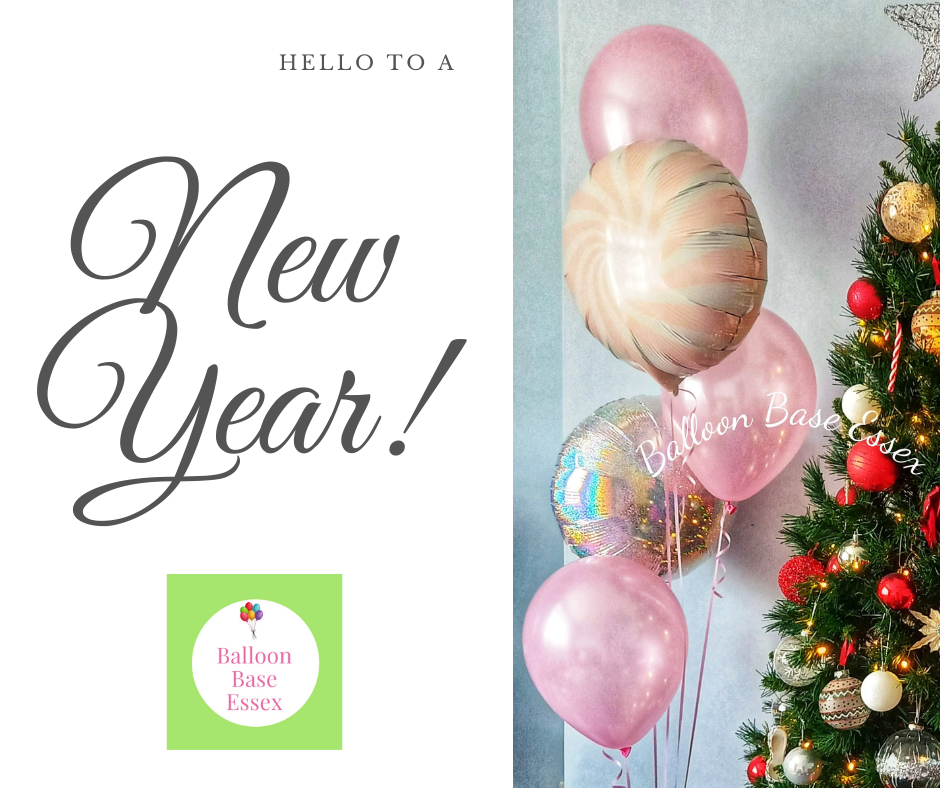 Hello to a New Year!