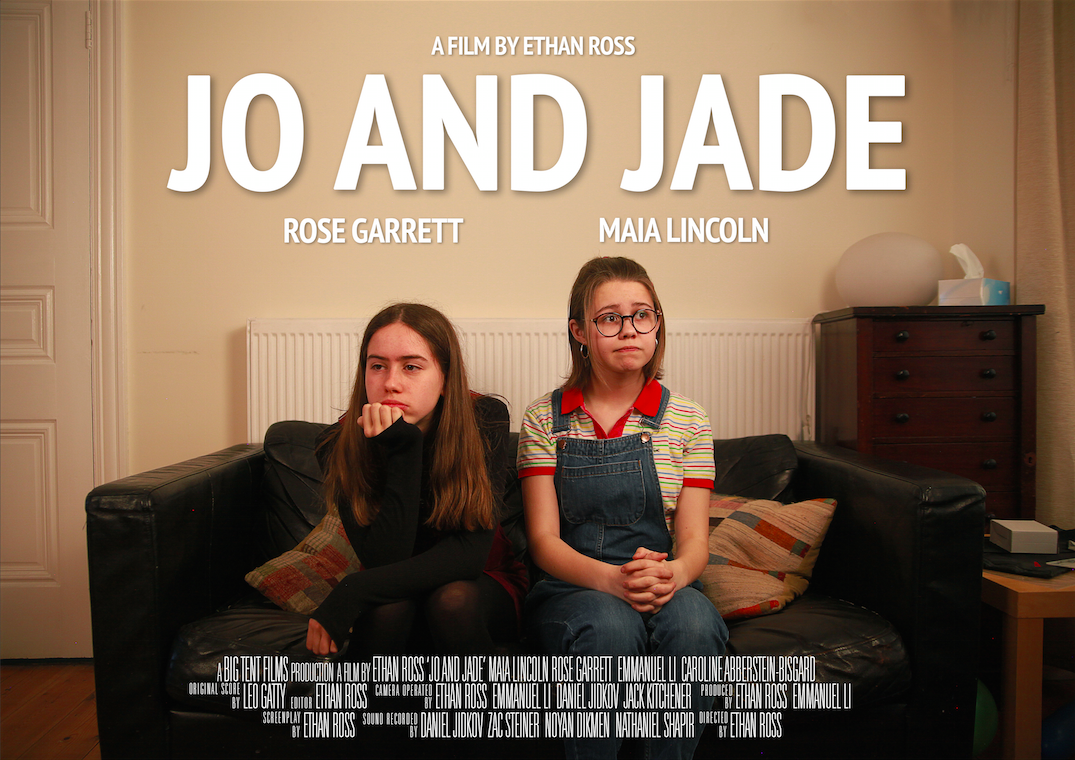 Jo and Jade - that's a wrap!