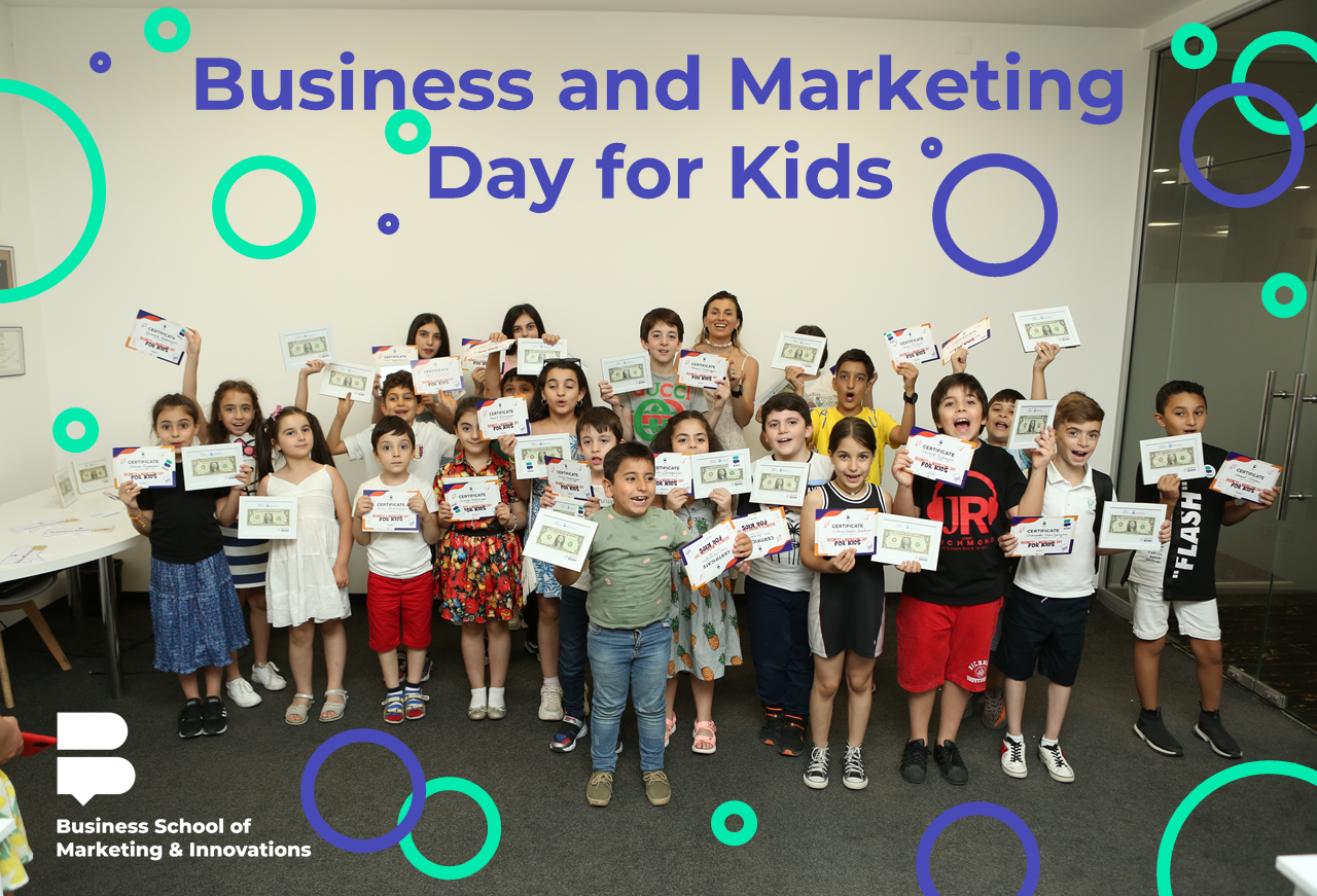 Business & Marketing Day for Kids