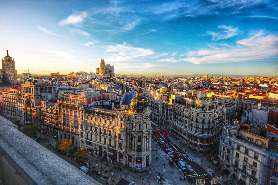 #Madrid. Residential real estate in Spain. How did Madrid become a sale leader of residential real estate in Europe?