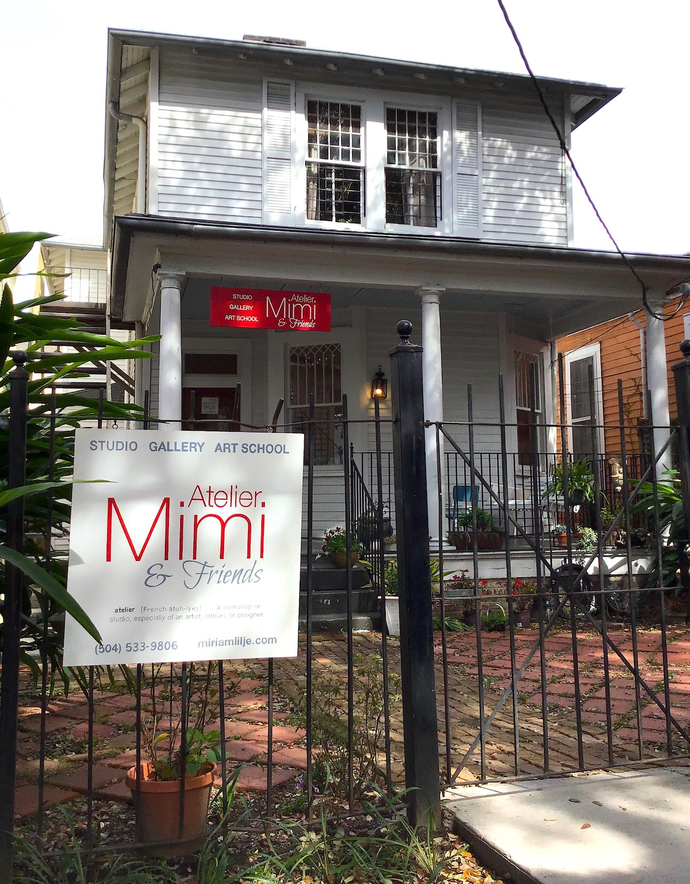 On View @Atelier Mimi!