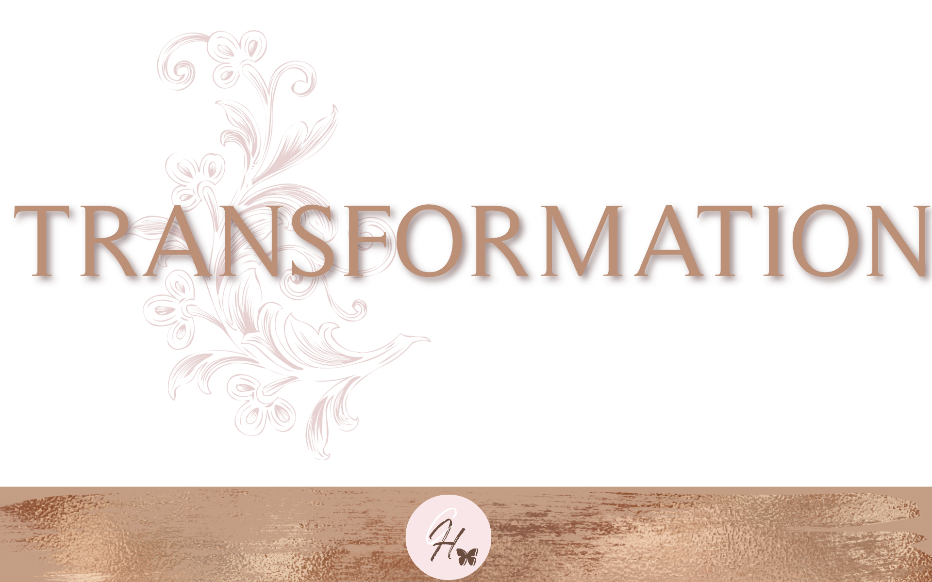 Transformation - Bible Study Guide