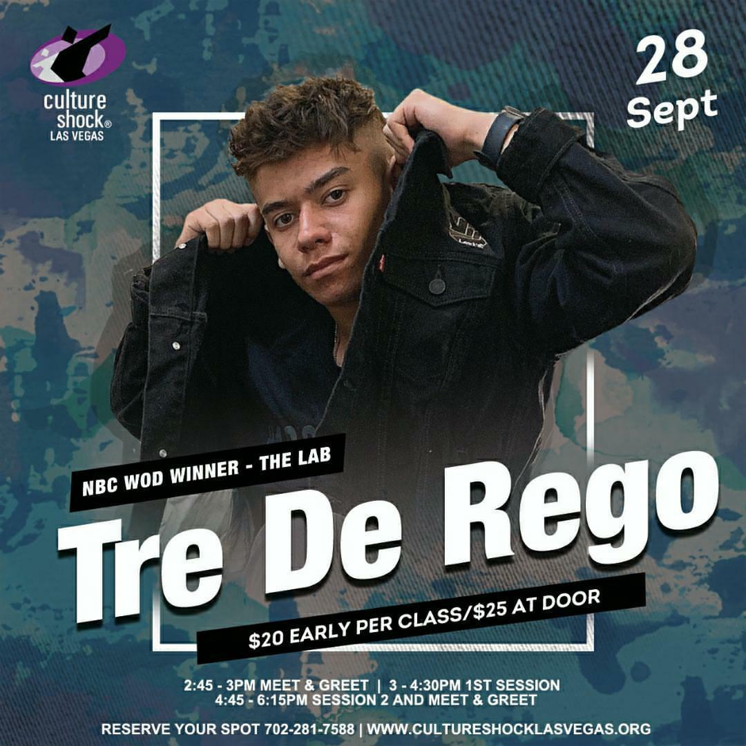 September 28 Tre de Rego