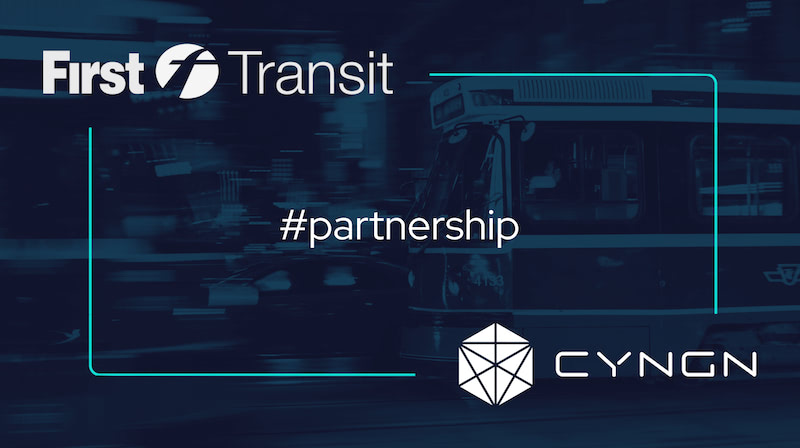 First Transit Partners with Cyngn to Expand Autonomous Mobility Solutions