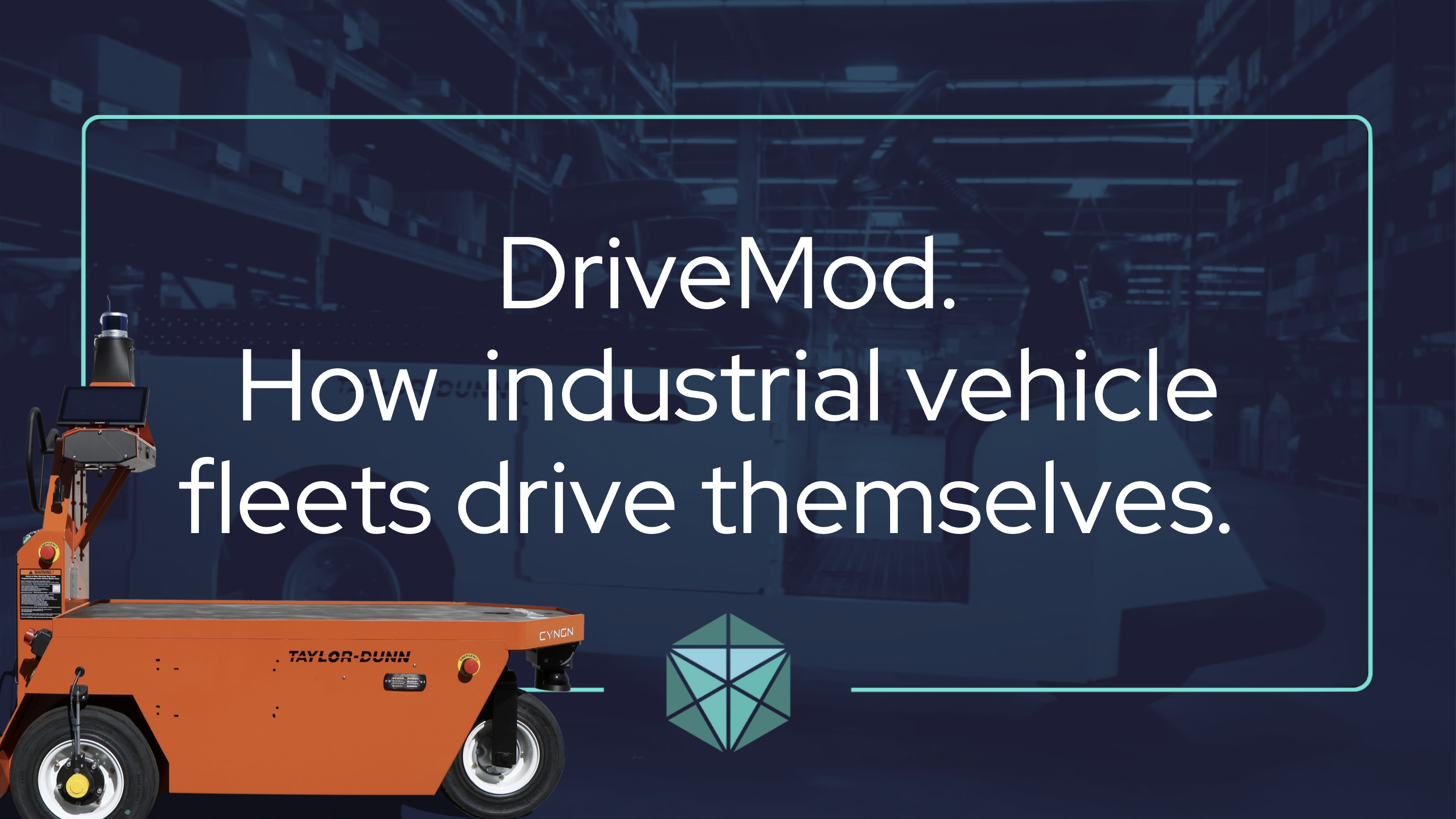 DriveMod Video: How Industrial Organizations Drive Themselves