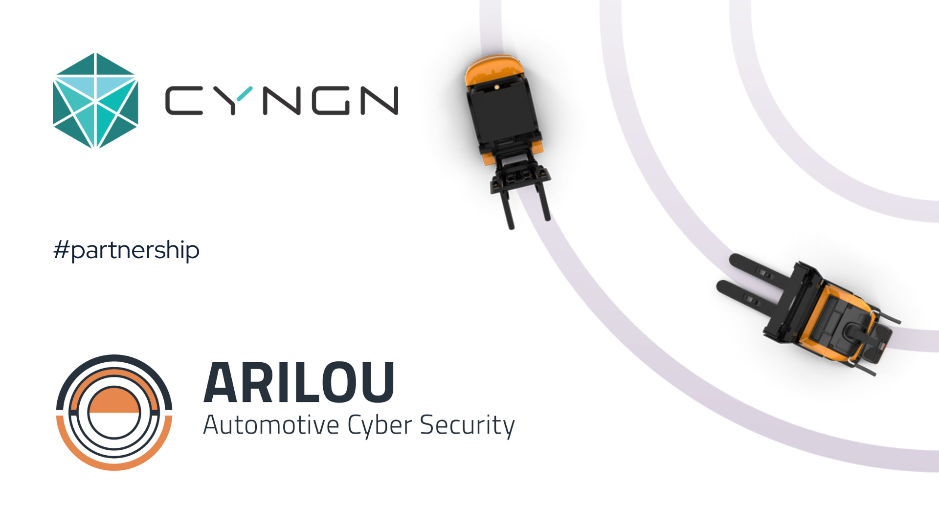 Arilou Automotive Cybersecurity and Cyngn Announce Partnership