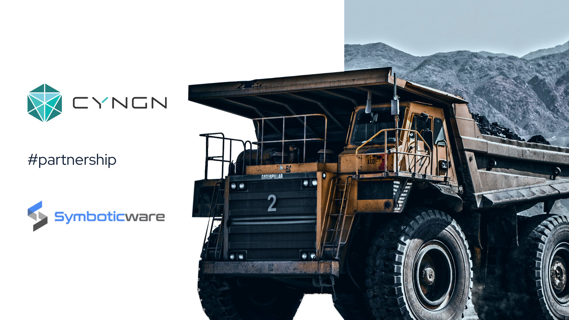 Cyngn Partners with Symboticware to Improve Off-Highway Vehicle Safety in the Natural Resources Industry