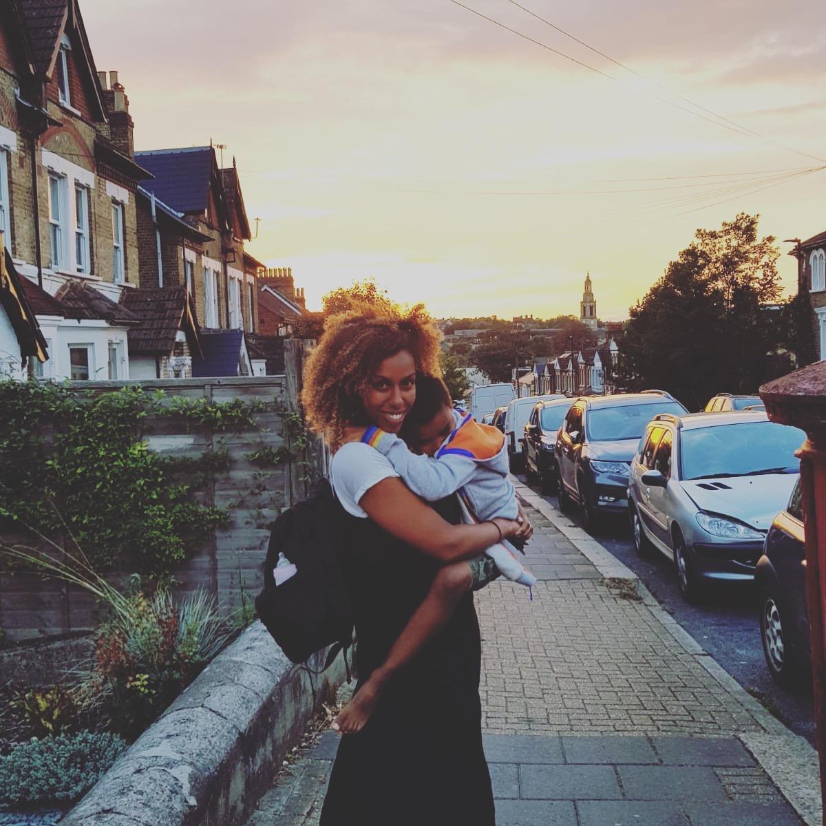 Balancing Single Motherhood and Career (a guest post for Tiata Fahodzi)