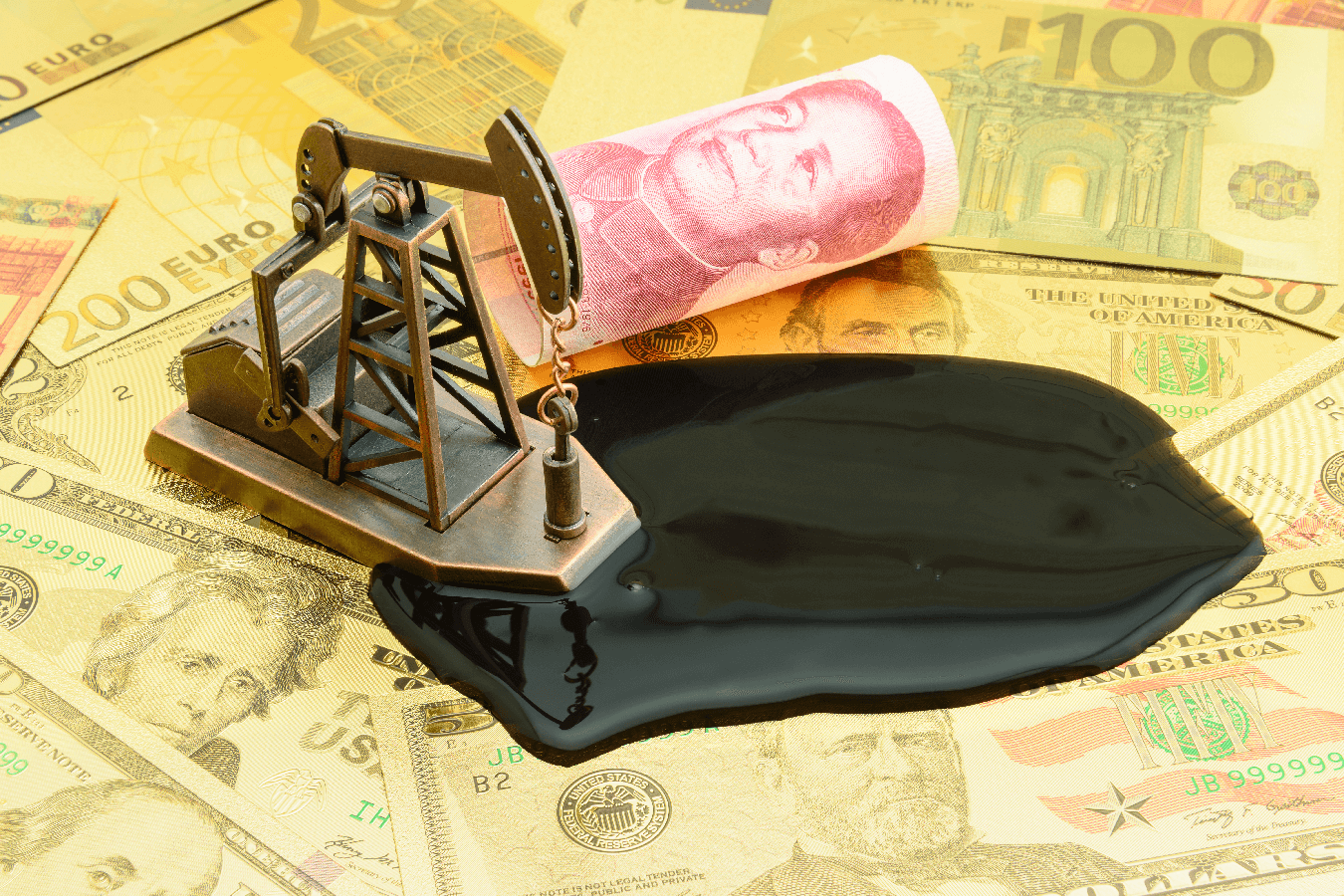 Is Gold Backed Petro-Yuan a threat to USD?