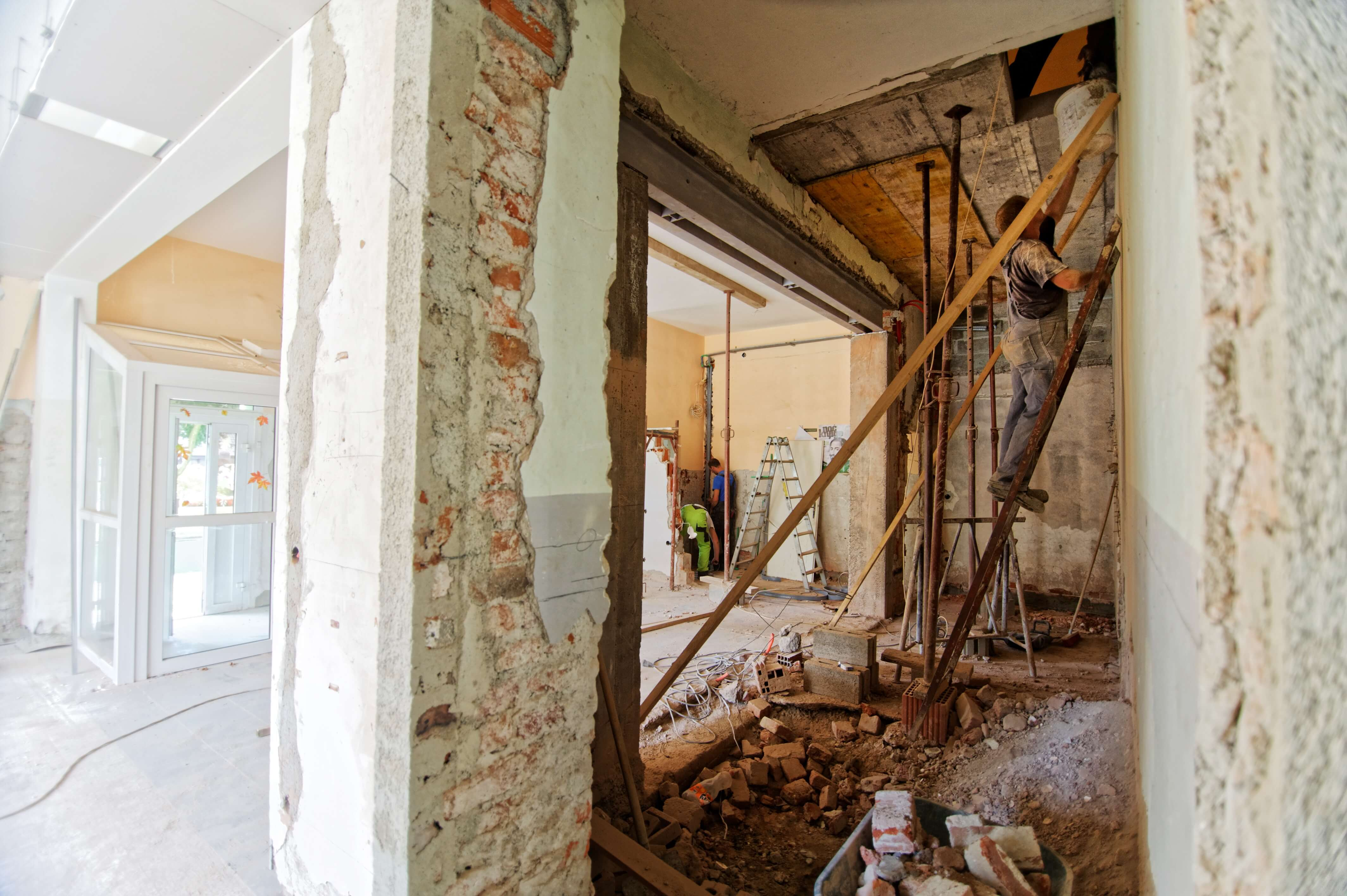 A few improvements that will increase your home's value