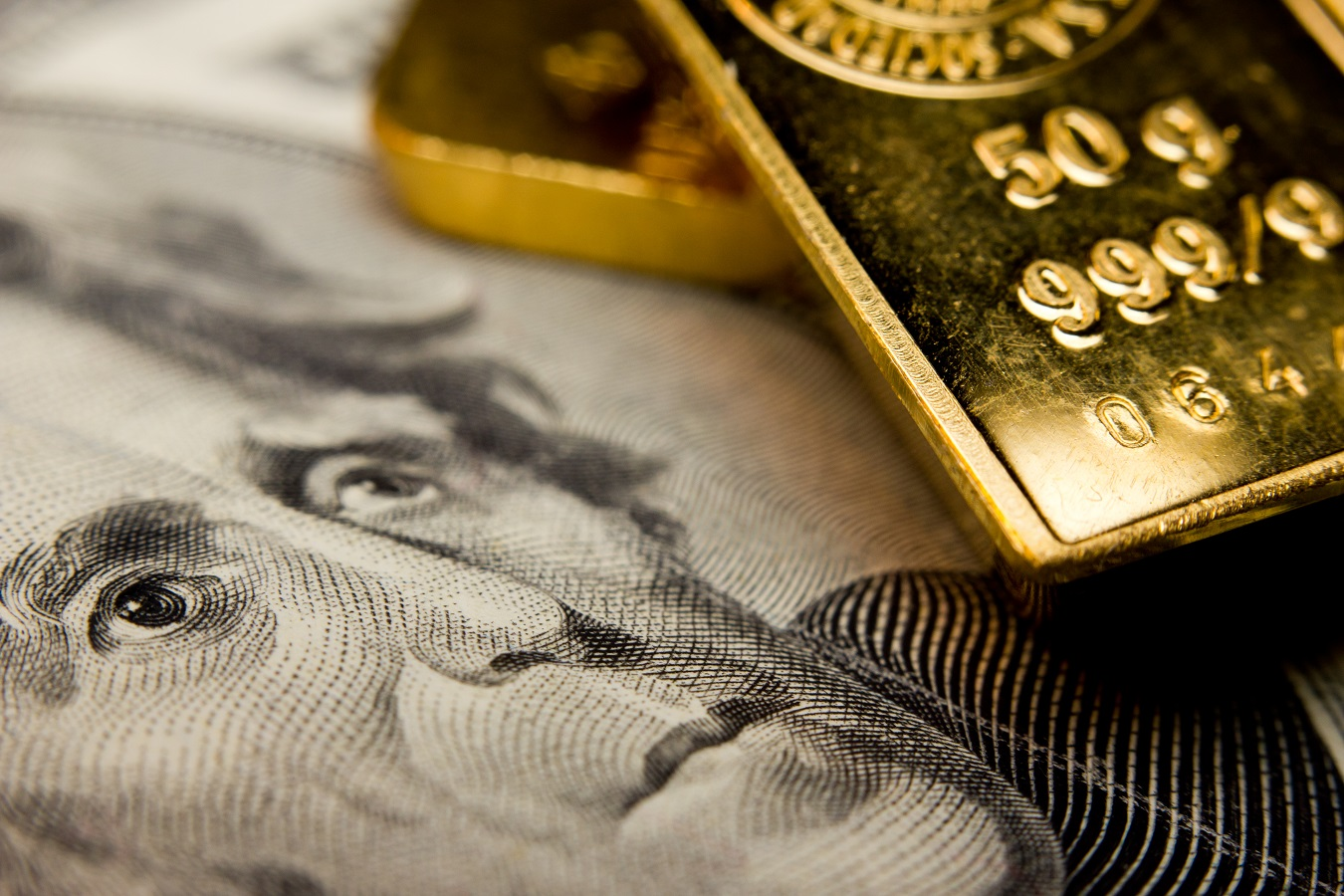 What is gold worth right now and is it a safe investment?