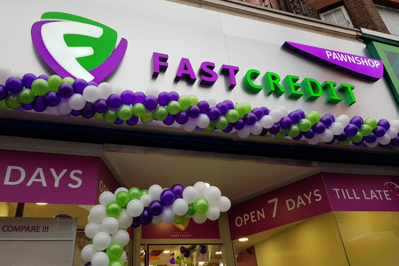 Why choose Fast Credit UK?