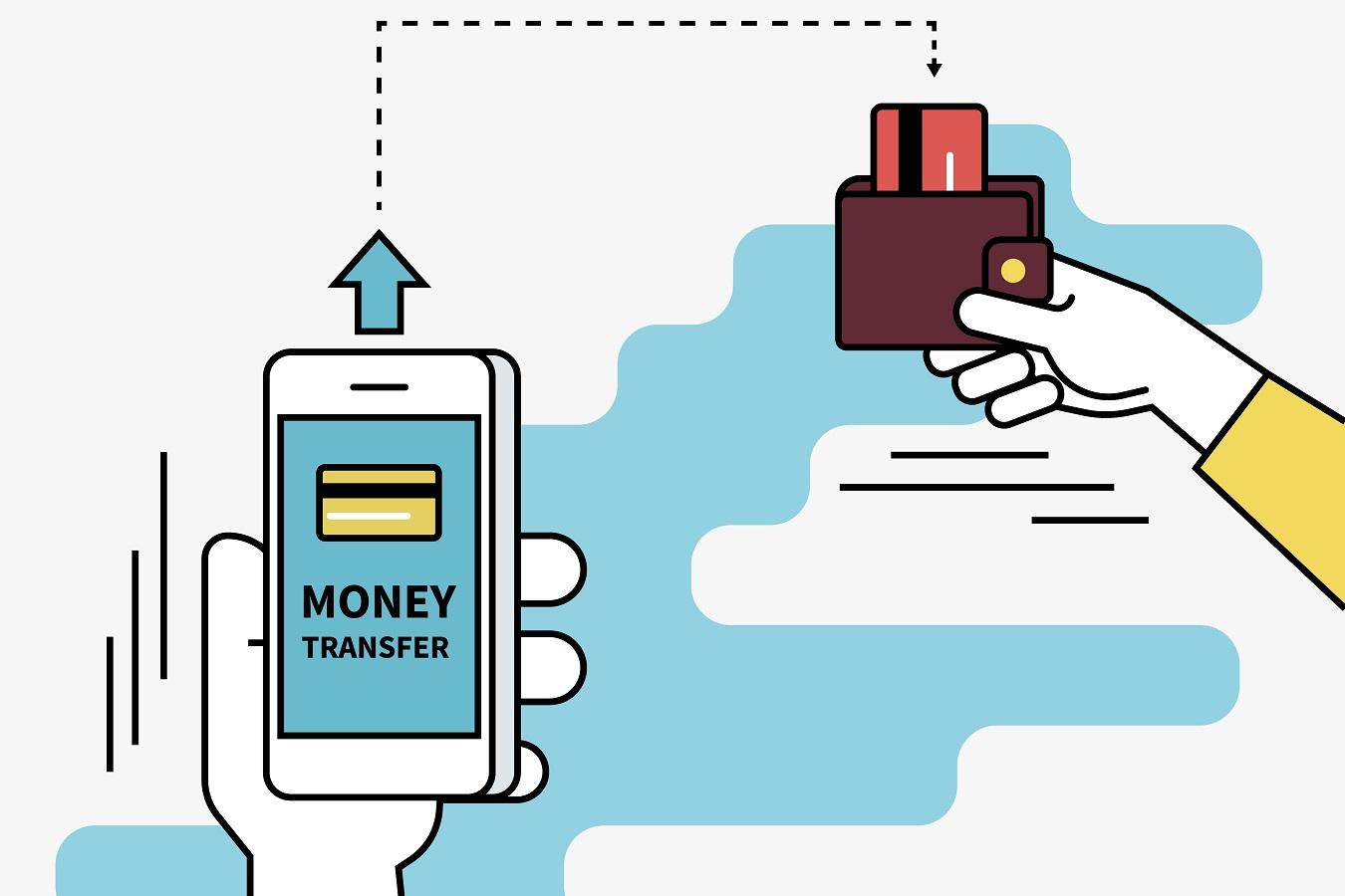 Methods of money transfer