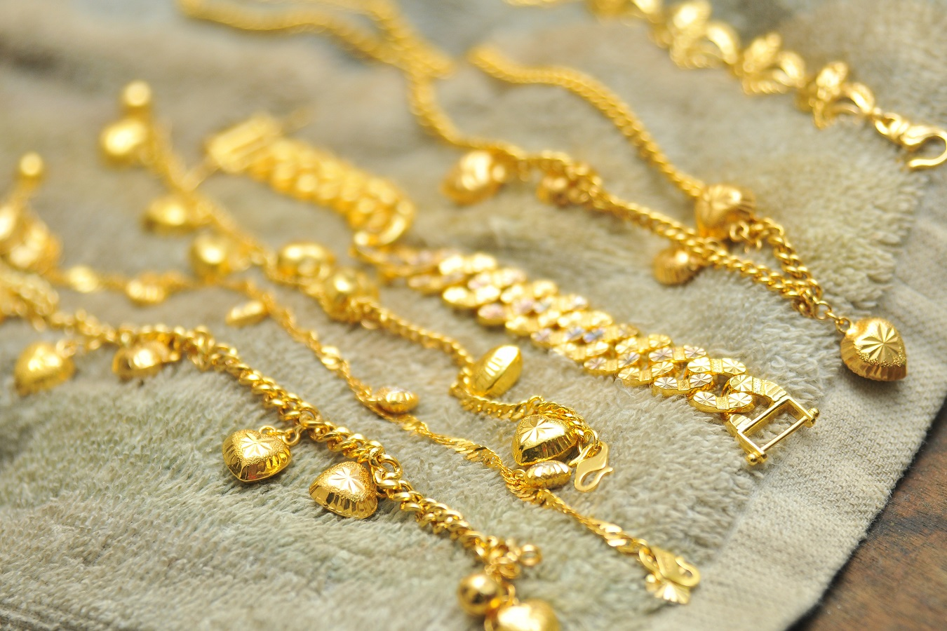 Gold Jewellery: A few interesting facts
