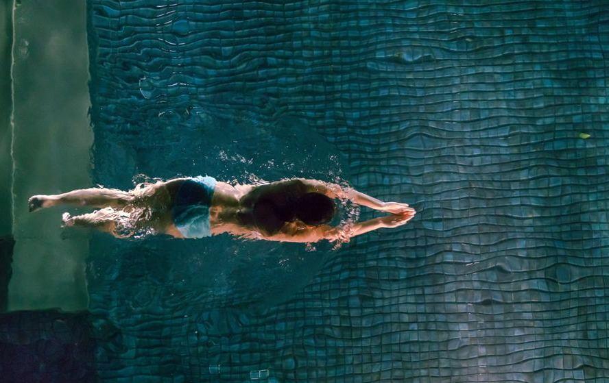 Tatort Schwimmbad