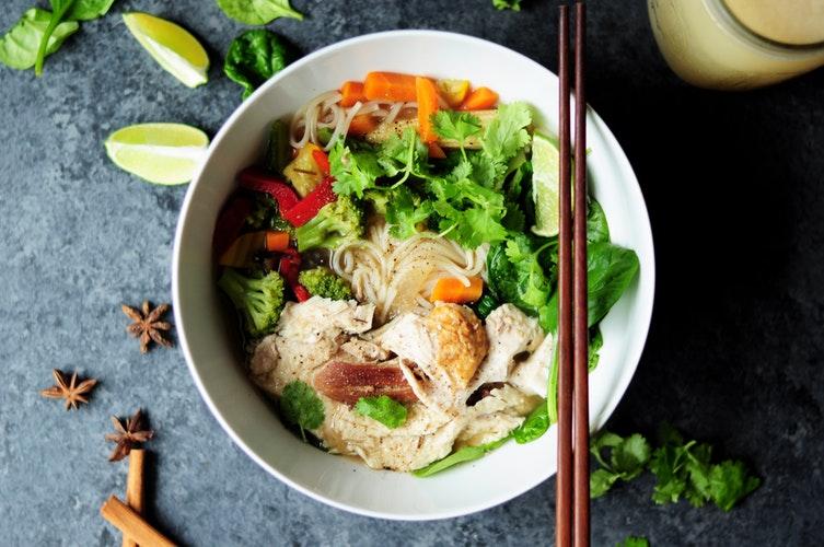 Asien im Suppentopf