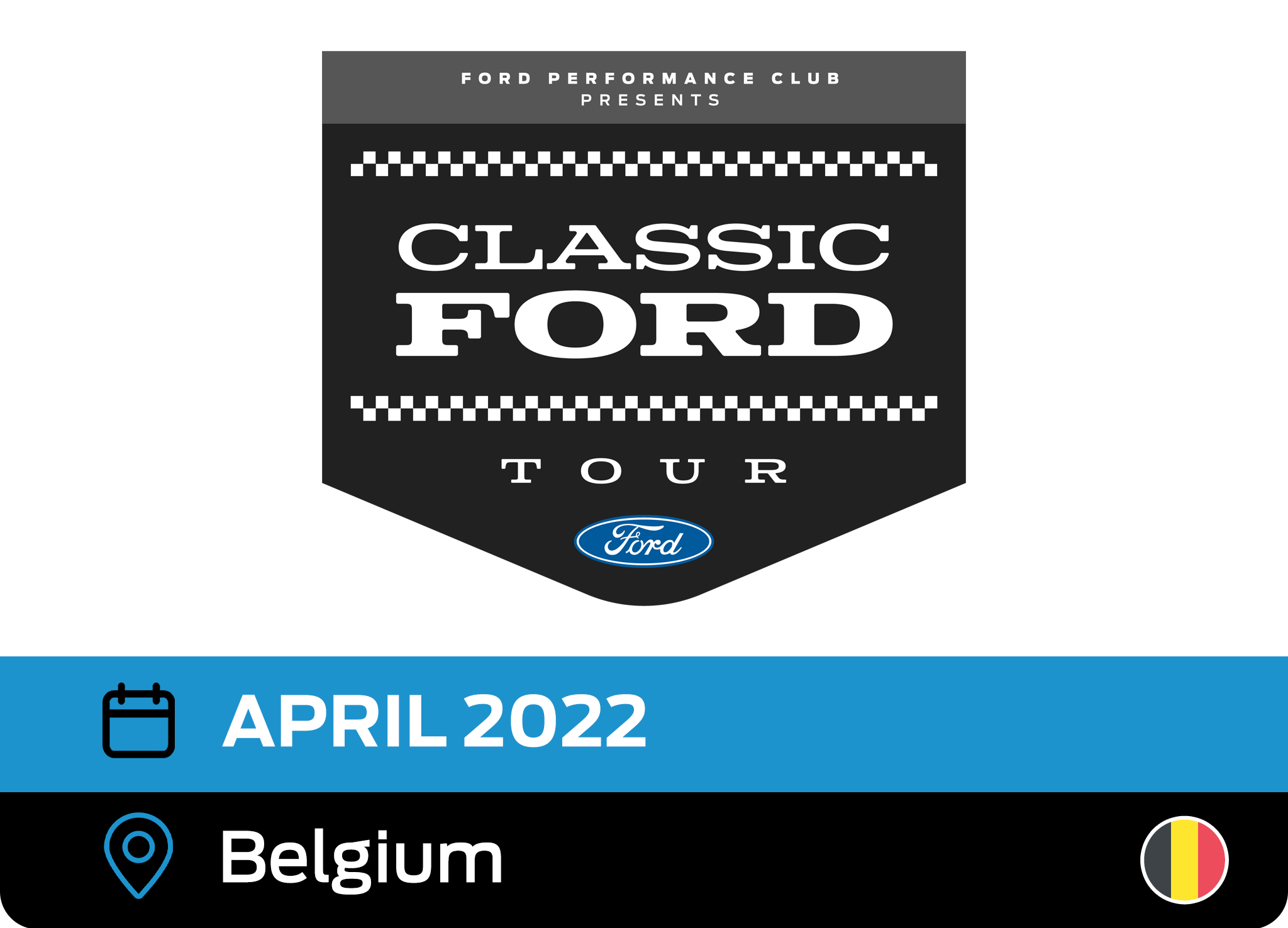 Classic Ford Tour 2022