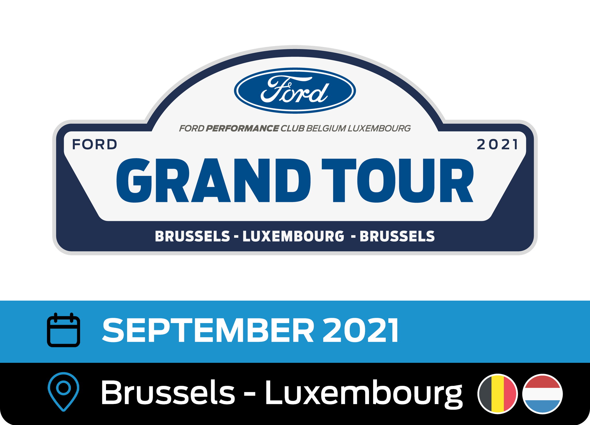 Ford Performance Grand Tour 2021
