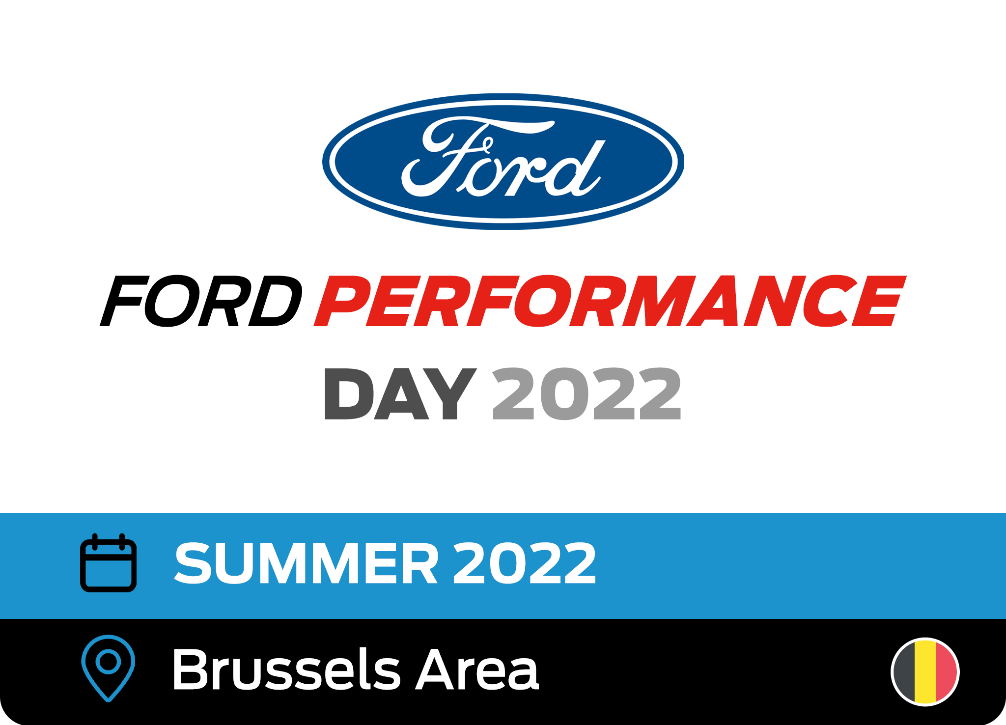 Ford Performance Day 2022