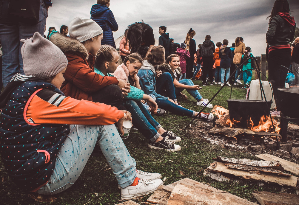 Important Social Matters Discussed in a Cozy Environment: Meet Our Bonfire Talks