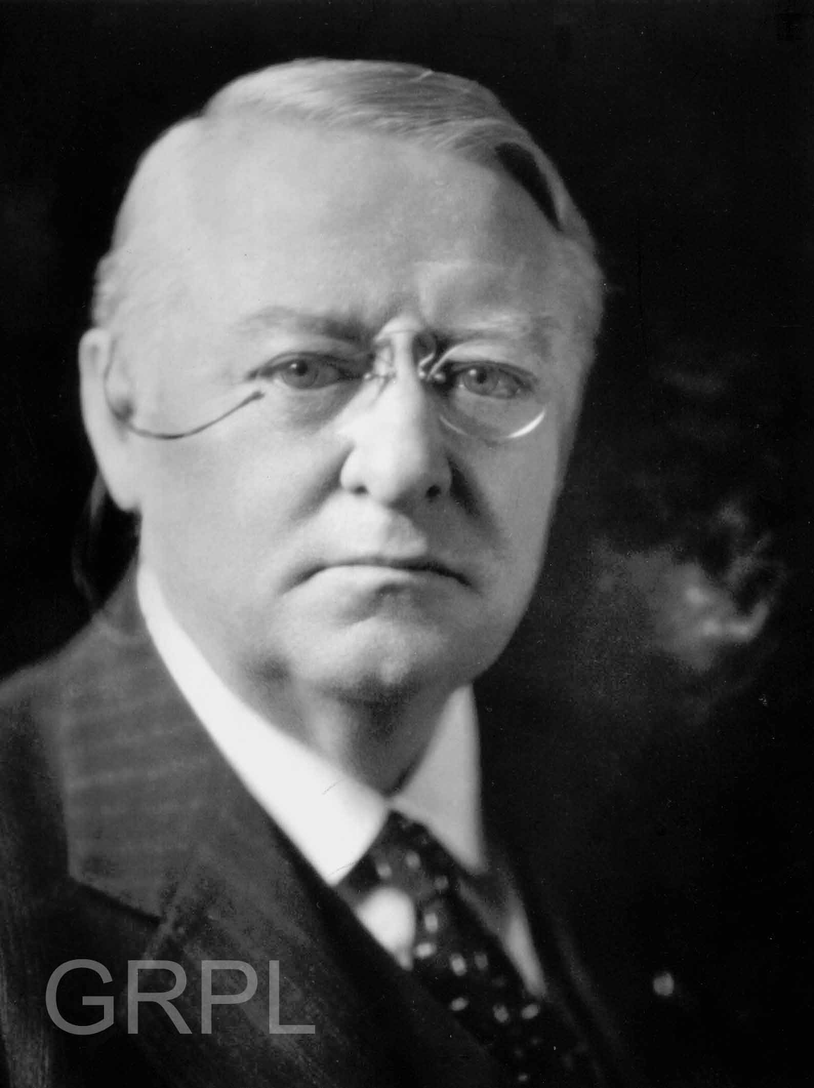 Dudley E. Waters (ca. 1910)