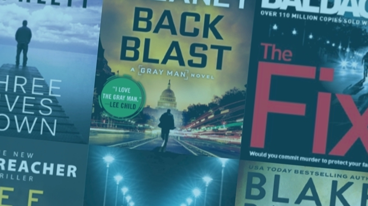 Why Do All Crime Novel Covers Look The Same?