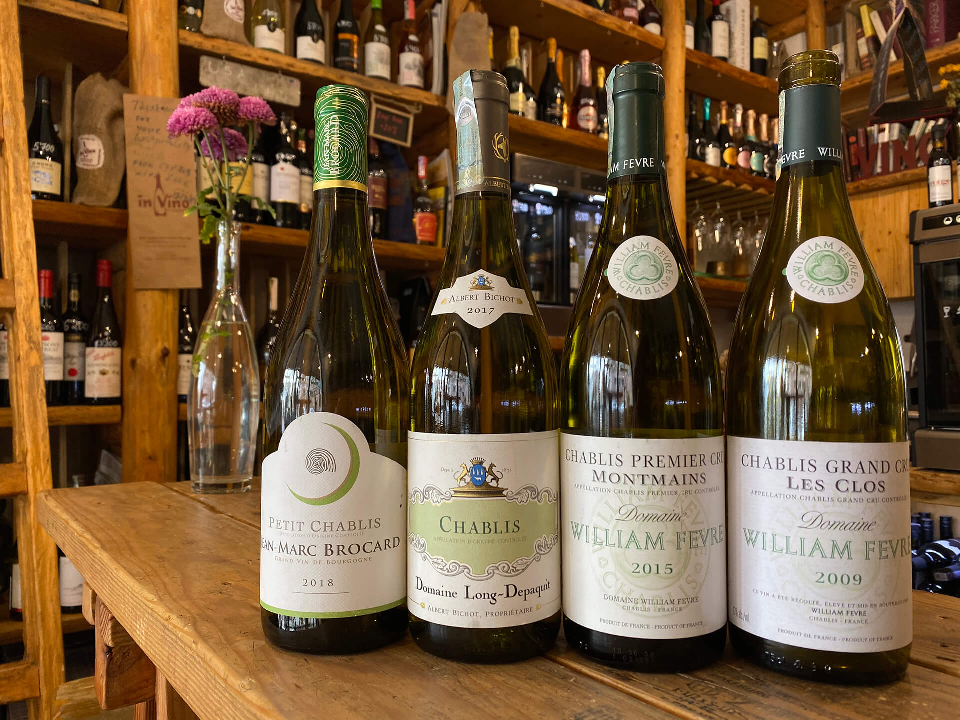 White Wines Of France: Chablis, Burgundy