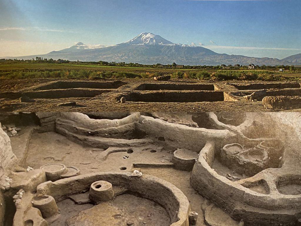 Intro: Armenian winemaking regions.
