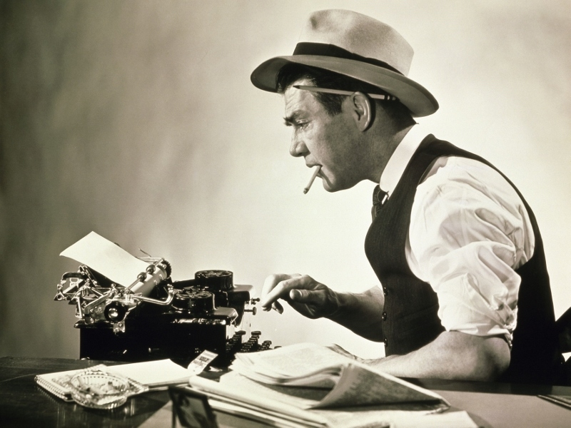 Commercially Published Writing, Part 1