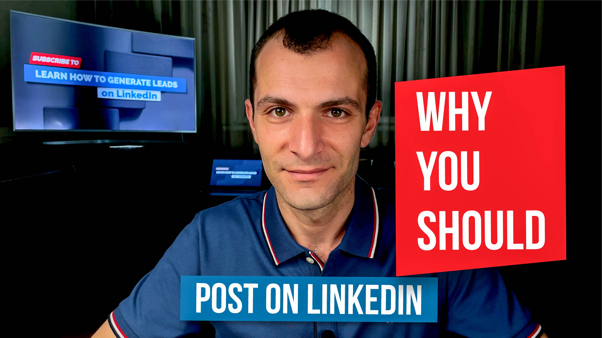 How to Overcome the Fear and Post on LinkedIn