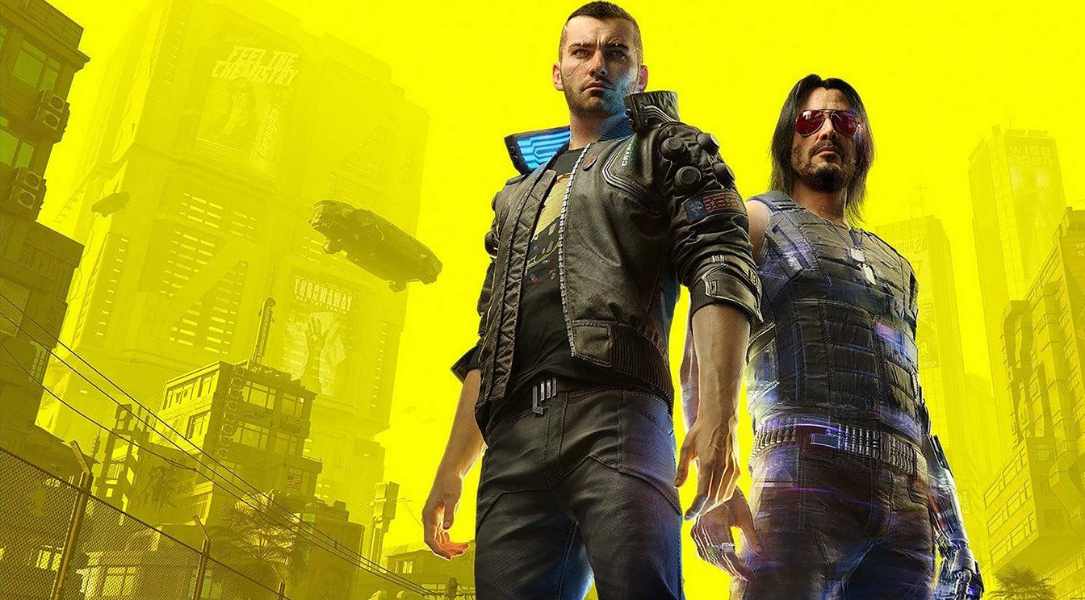 Cyberpunk 2077 disappoints it's users from the start
