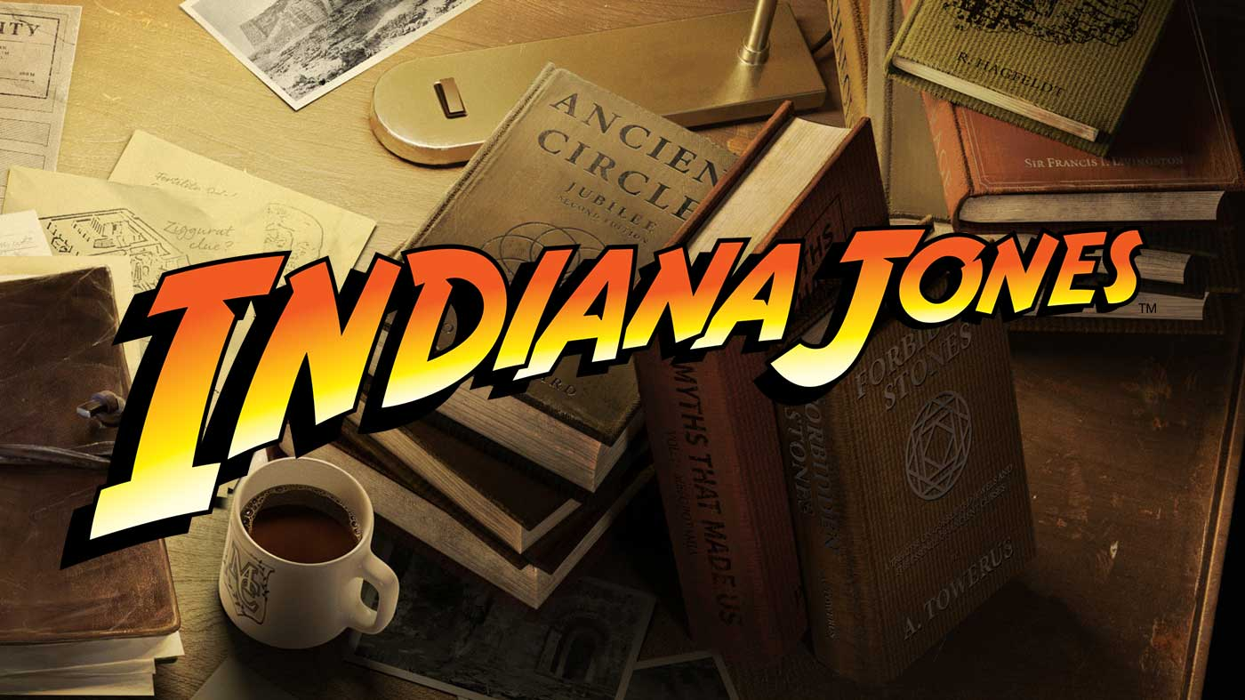 BETHESDA & LUCASFILM GAMES ANNOUNCE NEW INDIANA JONES GAME
