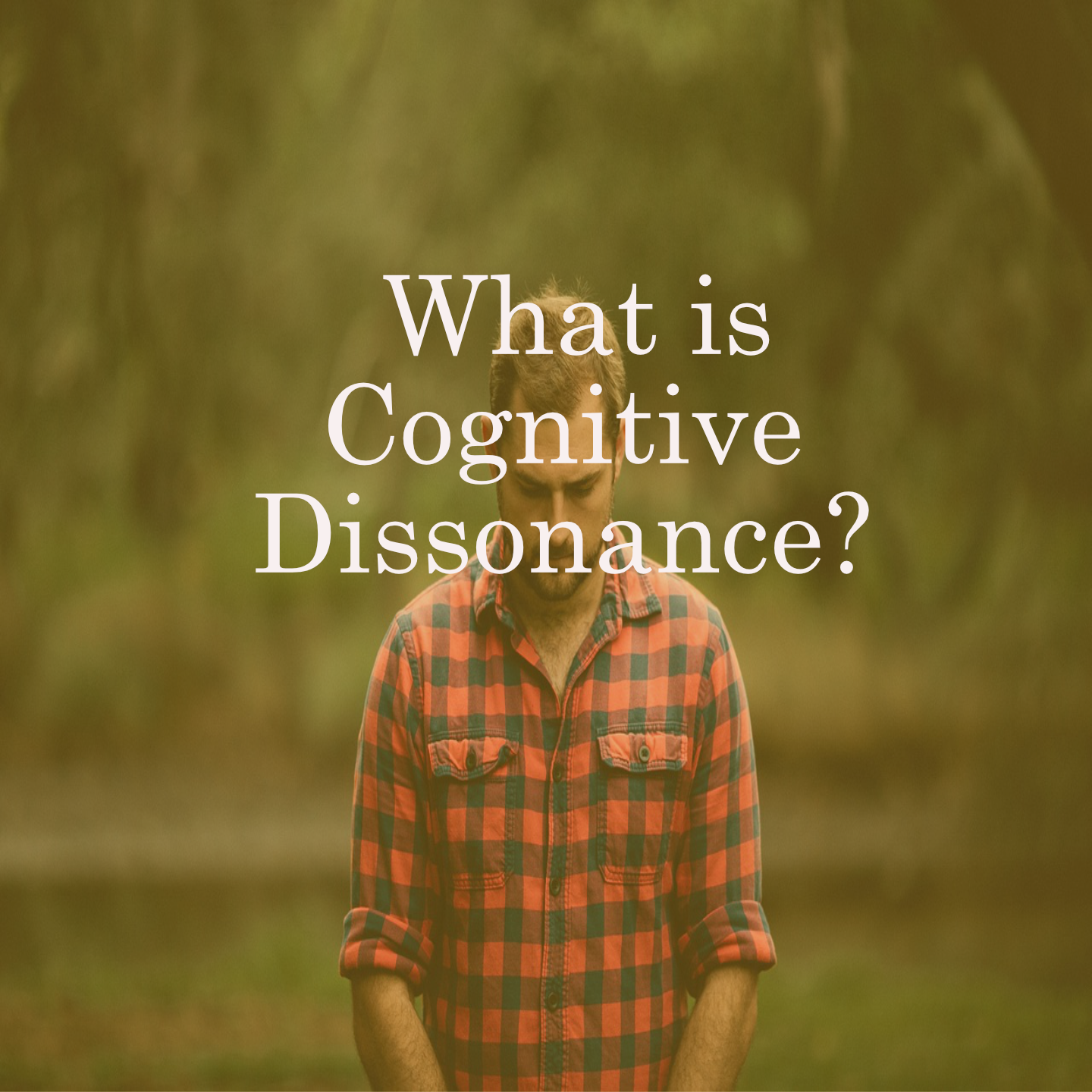 What is Cognitive Dissonance and how can you 'Fix' it?
