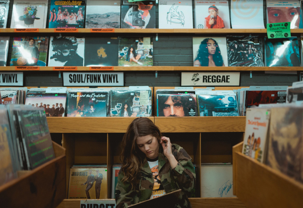 The Largest Vinyl Store Welcomes Its Visitors in Amsterdam!