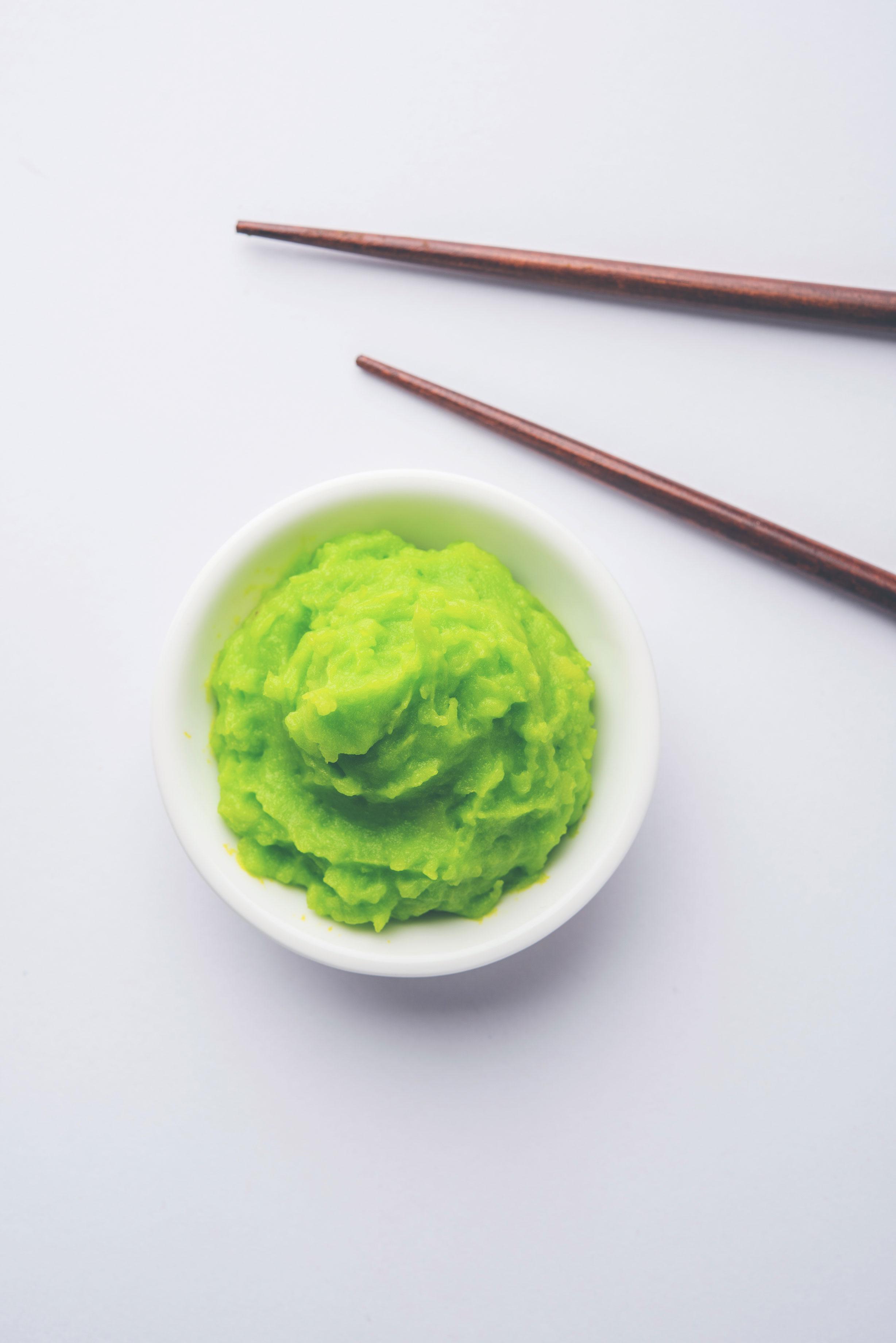 introducing the wasabi