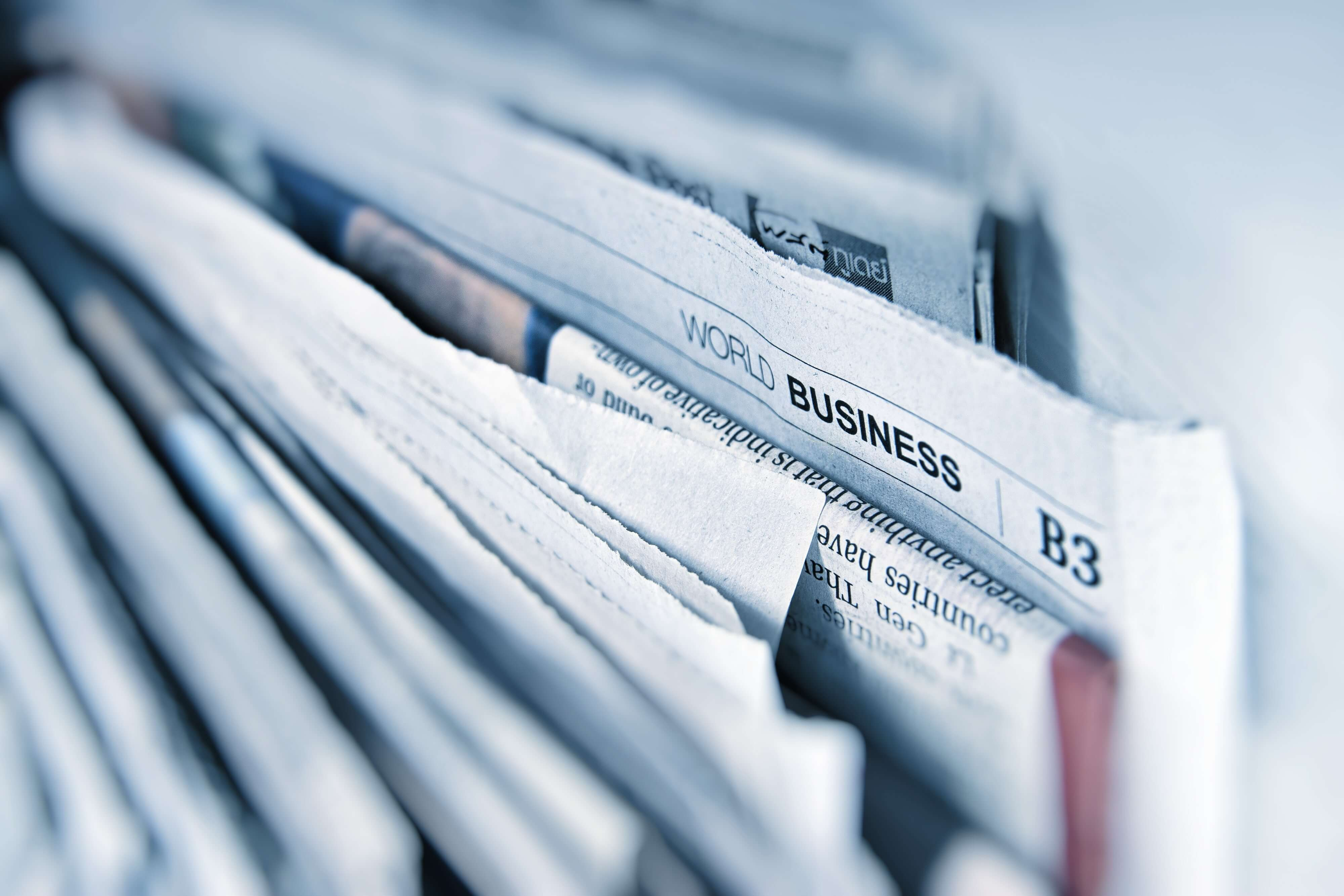A Hedge Fund's 'Mercenary' Strategy: Buy Newspapers, Sell the Buildings
