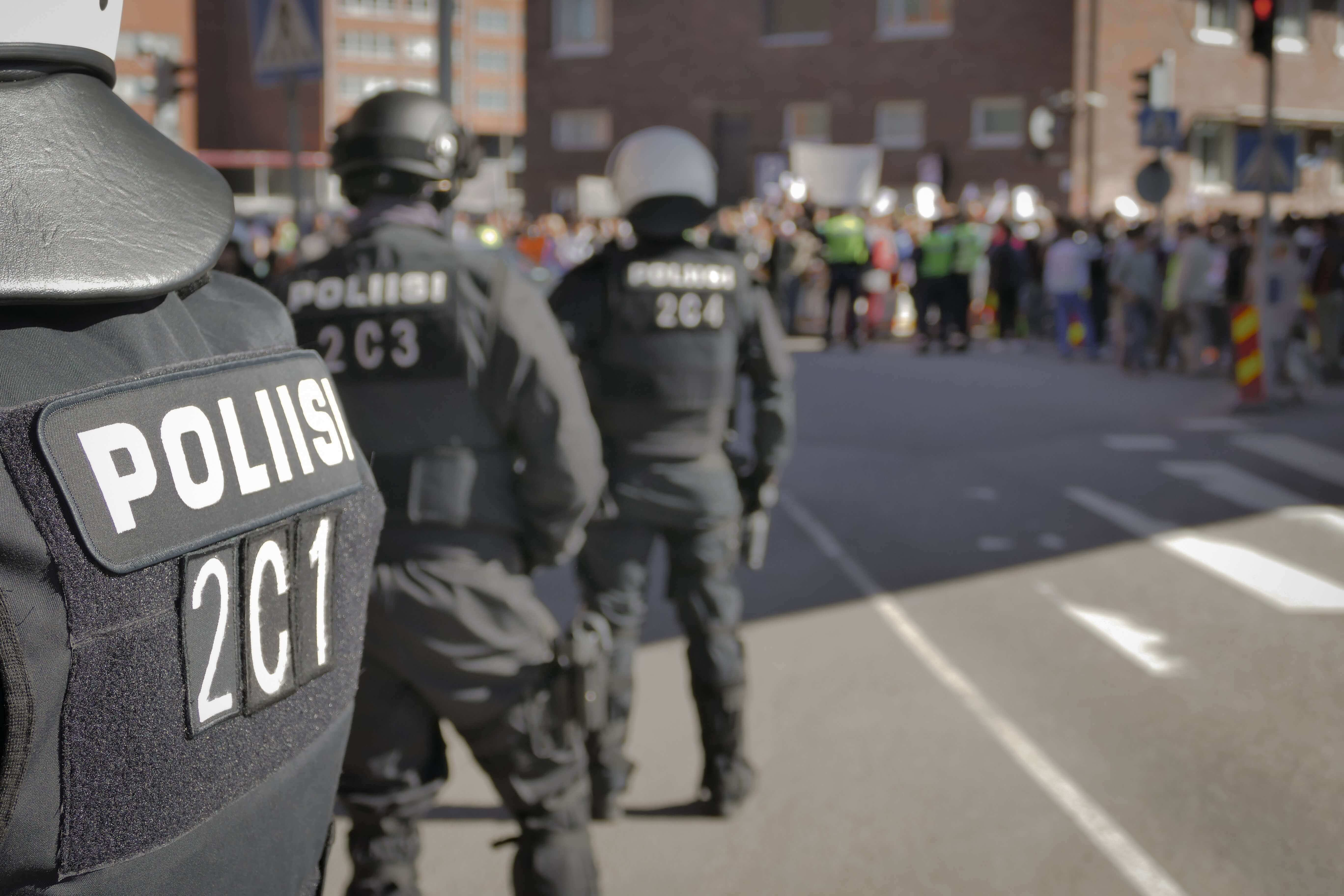 Law Enforcement and the Police
