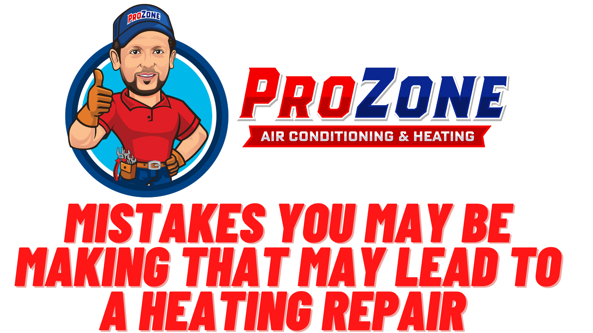 Mistakes You May Be Making That May Lead to A Heating Repair Las Vegas