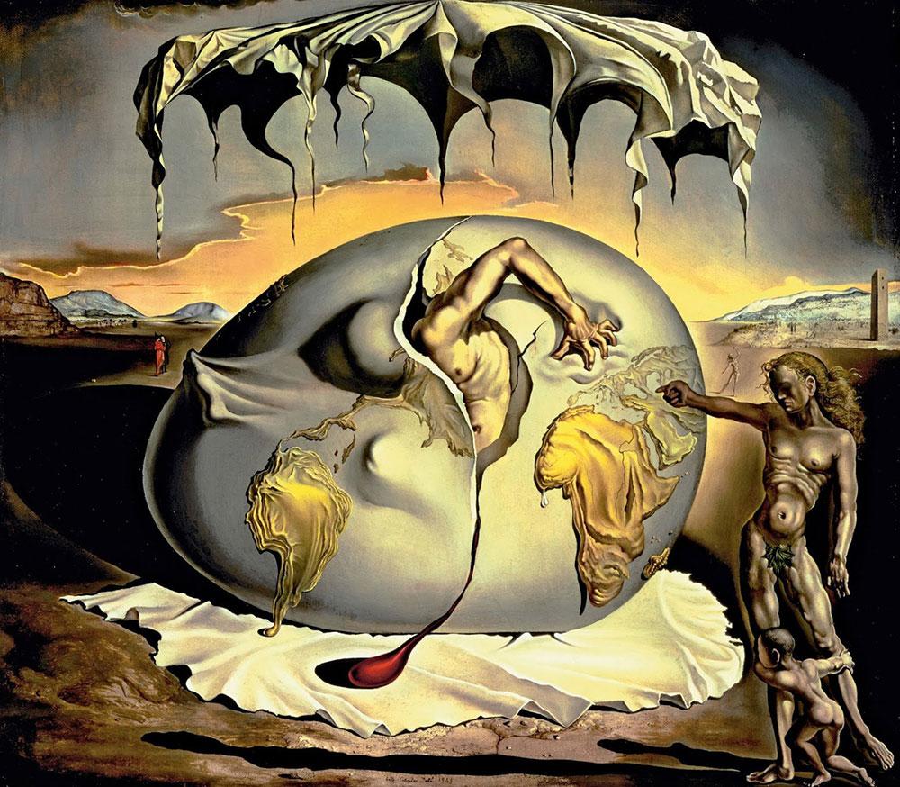 Salvador Dalí & Hermann Hesse's Curios Parallelism
