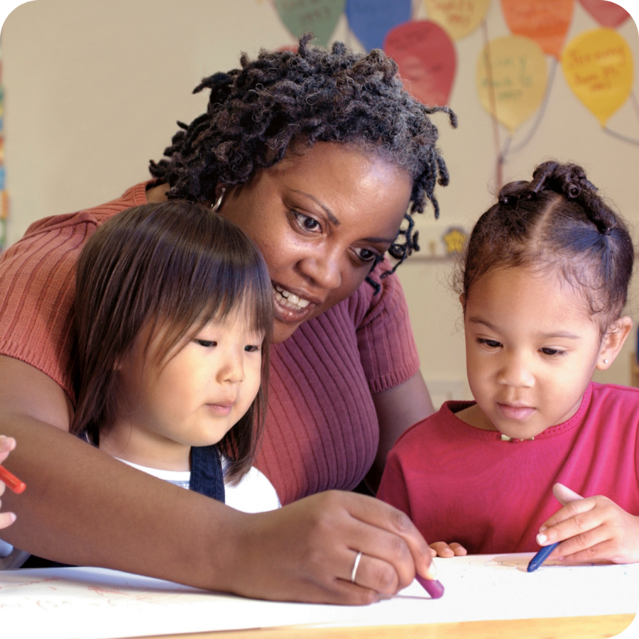 Your child's school readiness allies